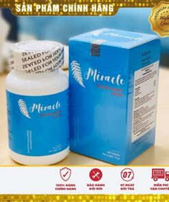 viên uống miracle