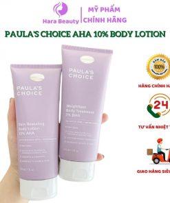paula's choice body lotion